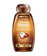 Garnier Ultimate Blends Sleek Restorer Shampoo 400ml - $7.68