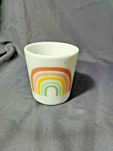 """H&M Home Ceramic """"Let's Chase Rainbows"""" Cup - $9.00"""