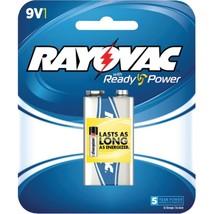 RAYOVAC A1604-1F Alkaline Batteries (9V; Single) - $20.49
