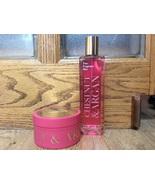 Set 2 Chestnut and Argan fine fragrance mist 8 oz body butter Bath & Bod... - $29.98