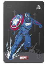 Seagate Game Drive Marvel's Avengers Limited Edition - Captain America e... - $249.49