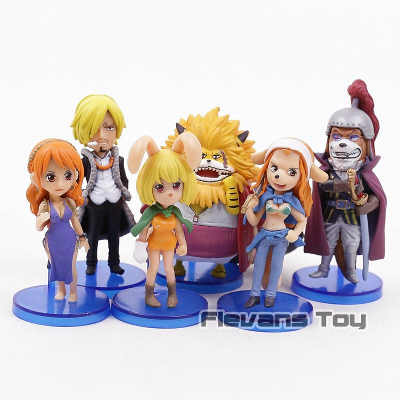 Banpresto One Piece Prize Scultures Sanji PVC Figure