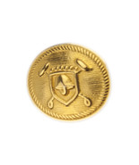 Org Ralph Lauren Polo University gold color metal Replacement sleeve but... - $3.15
