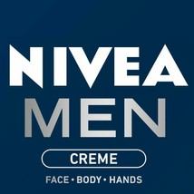 Nivea Men Creme For Face Body Hands Free Ship (Choose Any Size) - $7.65+