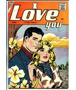 I Love You #20 1958-Charlton-stylish moody romance thrills-nice cover po... - $56.75