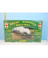 The Great Western Railway Game - Gibson Games 1... - $18.50