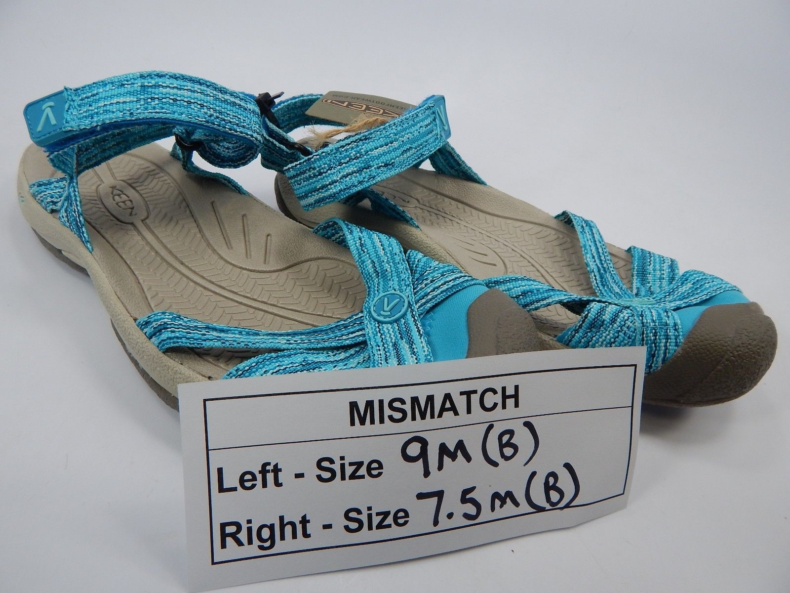 c9166042b10 MISMATCH Keen Bali Strap Size 9 M Left   and 49 similar items