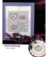 YOU ARE MY CUP OF TEA  -  CROSS STITCH  PATTERN ONLY   HM RYE - $6.39