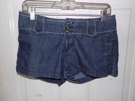 Rewash Dark Blue Denim Jean Shorts Size 3 Women's EUC - $16.20