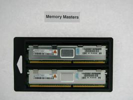 46C7422 4GB Approved (2x2GB) PC2-5300 FBDIMM for IBM BladeCenter 2RX8