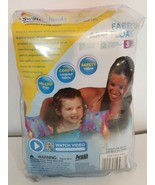 Children Swimming Arm Floats by SwimSchools 40-55 LBS boy girl New In Box - $9.79