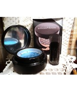 Smashbox Halo Hydrating Perfecting Powder With Brush - Dark - .75 oz. - ... - $21.99