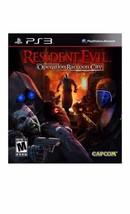 Resident Evil: Operation Raccoon City (Sony PlayStation 3, 2012) - $13.85
