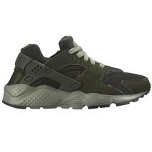 Nike Huarache Run (GS) Sequoia Dark Stucco Youth Running Shoes 654275 303 - $64.95