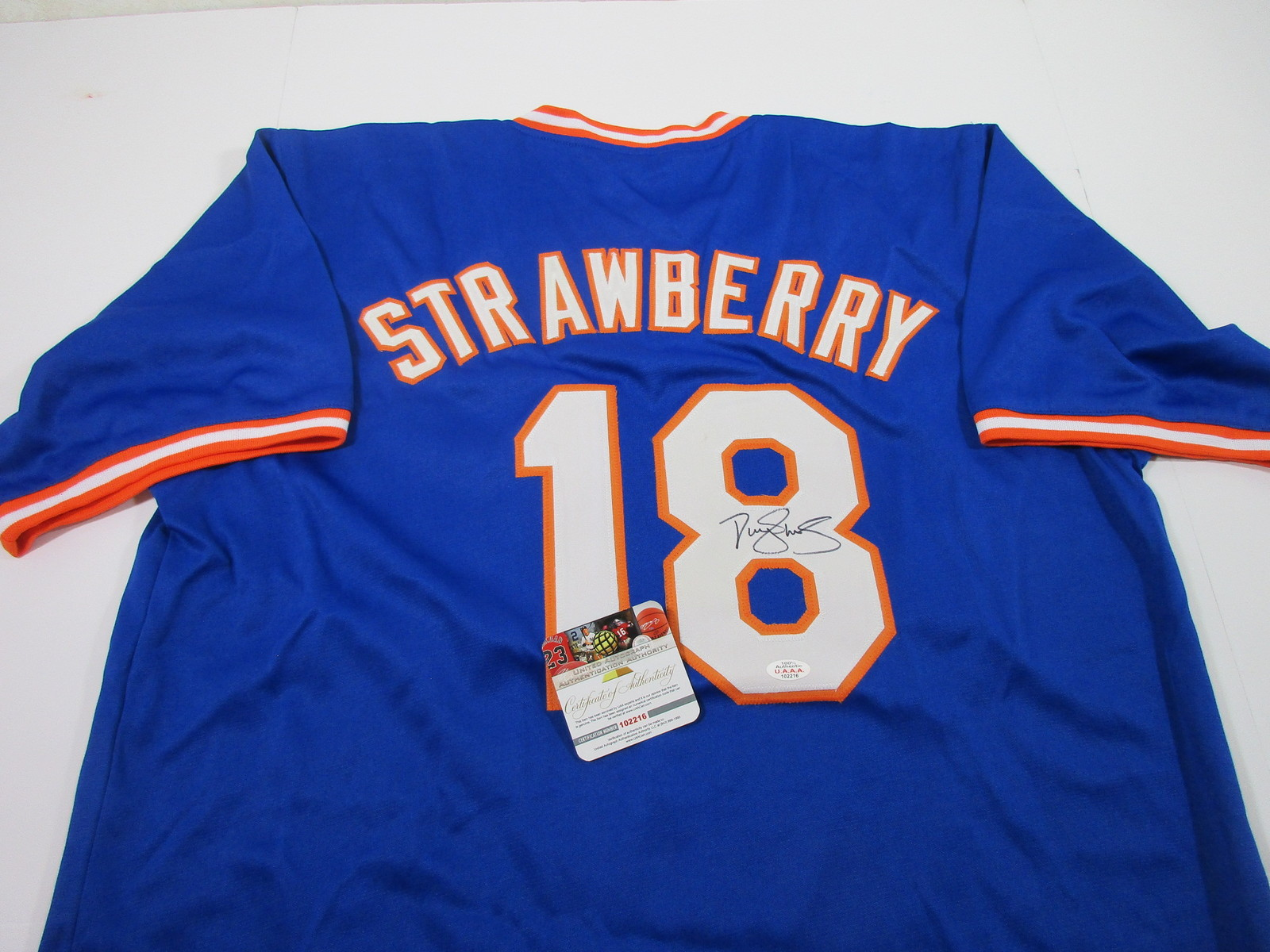 info for 94cb1 2e2c7 Darryl Strawberry - New York Mets - Hand and 17 similar items