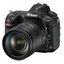 Nikon D850 DSLR Camera with/ Nikon AF-S NIKKOR 24-120mm f/4G ED VR Lens - $3,757.05