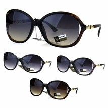 Womens Exposed Lens Butterfly Plastic Designer Fashion Sunglasses - $9.95