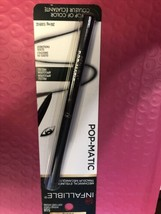 Loreal Infallible Pop Matic Mechanical Eyeliner - Intense Forest #518 - $6.83