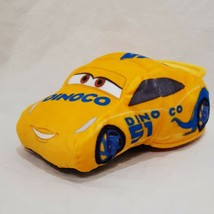 "Disney Cars 3 Reversible Lightning McQueen Cruz Car 8"" Plush Stuffed Toy - $15.89"