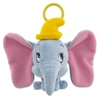 Disney Parks Dumbo Plush Keychain Key Chain Purse Hanger NEW - $21.90