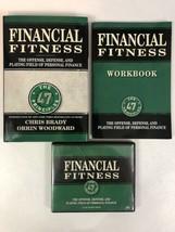 Financial Fitness Chris Brady Orrin Woodward Book Workbook 8 CD Audio Pa... - $28.05