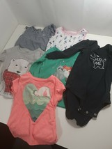 lot of 6 tops carters 18 month girls  - $9.90
