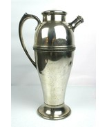Vintage Forbes Silver Company Silver Plate 80 oz Martini Mixer - $84.12