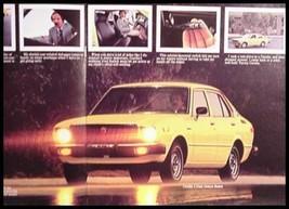 1978 Toyota Corolla Brochure, SR5, Accessories, MINT! - $6.92