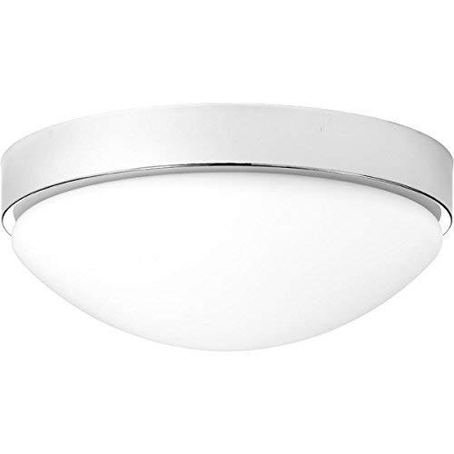 Progress Lighting P350105-015-30 Elevate LED Flush Mount, Polished Chrome