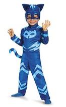 Catboy Classic Toddler PJ Masks Costume, Medium/3T-4T - $41.76