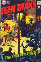 DC Comics Teen Titans # 20 (April 1969) Neal Adams Art - $5.95