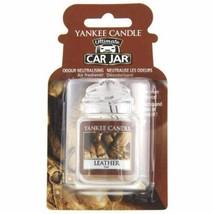Yankee Candle Car Jar Ultimate, Leather - $5.48