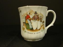 Liverpool Road Pottery Bone China Symonds Yat Souvenir of Wales Mug - $4.99