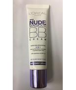 Nude Magique BB Cream by L'Oreal Paris  Medium Skin Tone 1oz/30ml as per... - $6.18