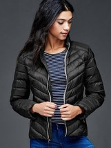GAP ColdControl Lite Puffer Jacket, Lined, Black, Size M, NWT - $65.40