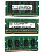 2 OR 3 Pieces (1 Gb ea.) of 2Rx8 667MHz PC2-5300S SDRAM - $4.95