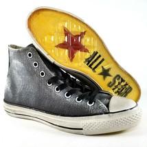 Converse X John Varvatos CTAS White Wash Hi Shoes Size 8 Men Sneakers Gr... - $93.46