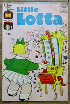 Little Lotta Comic Book May 1971 #96 Harvey Comics  - $7.87