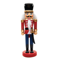 Nutcracker Drummer Christmas Stand Up Decoration Holiday Standee Soldier... - $39.95