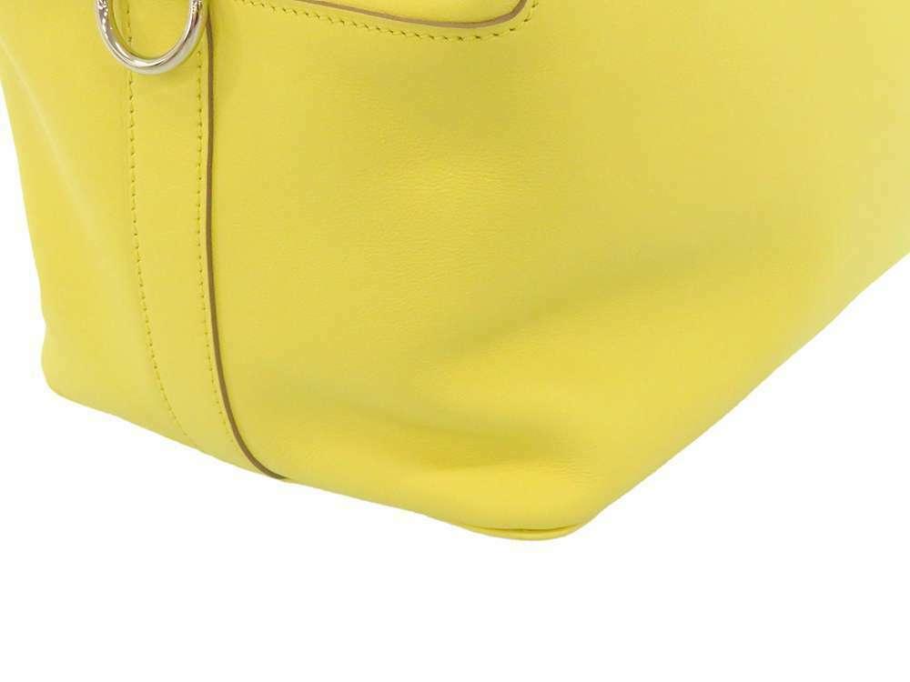 HERMES Toolbox 26 Veau Swift Soufre Handbag Shoulder Bag France #Q Authentic image 4