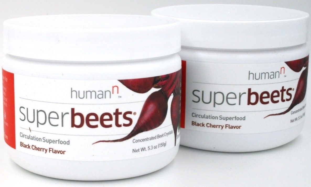 2PK Super Beets Non-GMO Nitric Oxide Booster | Circulation Superfood |5.3oz