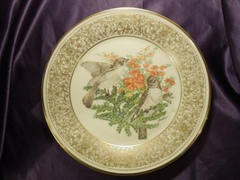 Vintage 1975 Lenox Presents Limited Edition Boehm Eastern Phoebe Birds P... - $19.80