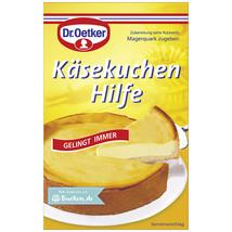 Dr.Oetker Käsekuchen Hilfe Cheesecake help 1ct - Made in Germany - $4.90