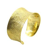handsome Plain Gold Plated multi Bangle Fashion indian US - $13.16