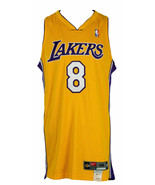 Kobe Bryant Signed Lakers Nike Pro Cut Jersey GEM 10 Auto BAS LOA - $9,899.99