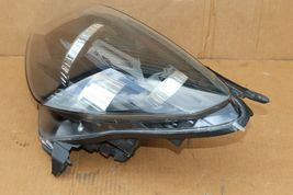 08-09 Saturn Astra Headlight Head Light Lamp Driver Left LH = POLISHED image 5