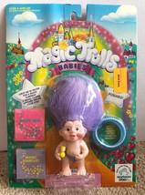 MAGIC TROLLS BABIES TARA 3-INCH FIGURE BY APPLAUSE TOYS 1991 MOC - $44.55