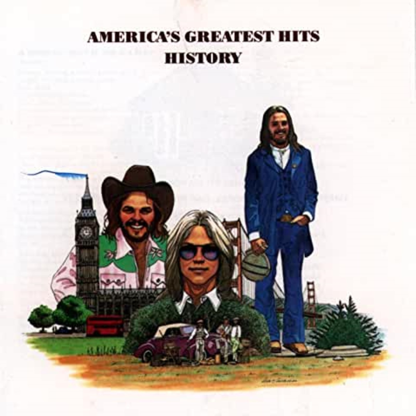 America's Greatest Hits: History Cd