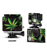 Skin Stickers for GoPro Hero 3+ Camera & Case Decal HERO3+ Go Pro WEEDS ... - $9.85