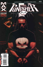 Punisher (7th Series) #39 VG; Marvel   low grade comic - save on shippin... - $1.00